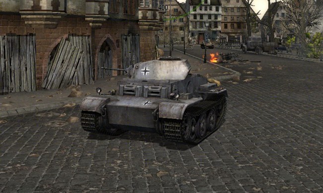 world of tanks PzKpfw II Ausf. J