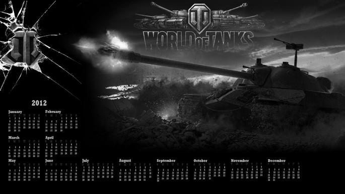 Живые обои для рабочего стола world of tanks 6