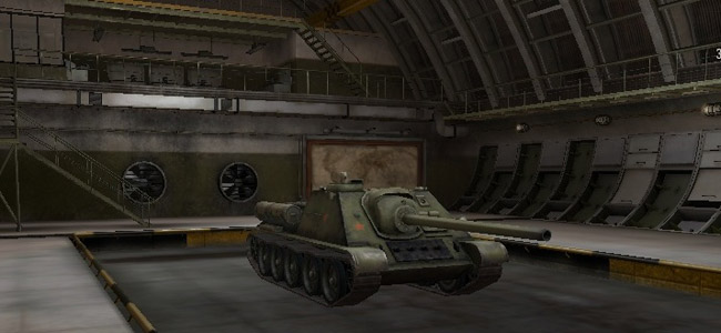 su-85 tank world of tanks