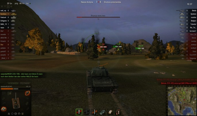 world of tanks noob