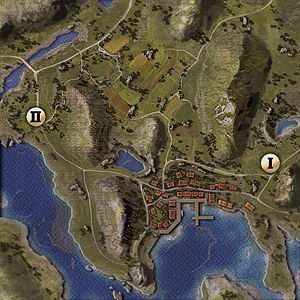 worldoftanks mapa Fjords