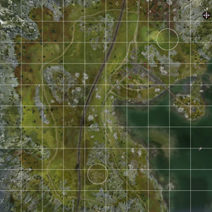 worldoftanks mapa Serene Coast
